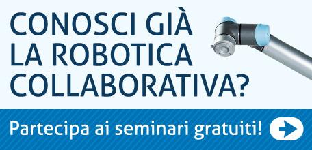 Seminari sulla robotica collaborativa