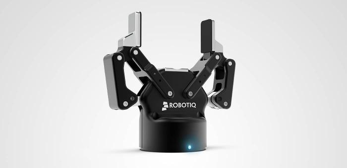 Pinza adattiva Robotiq 2F85
