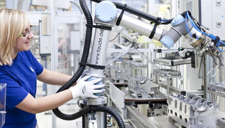Robot Collaborativi In Ambito Automotive Alumotion