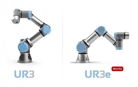 Universal Robots UR3 / UR3 e-series