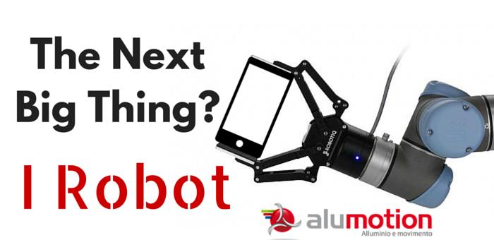 The Next Big Thing i Robot