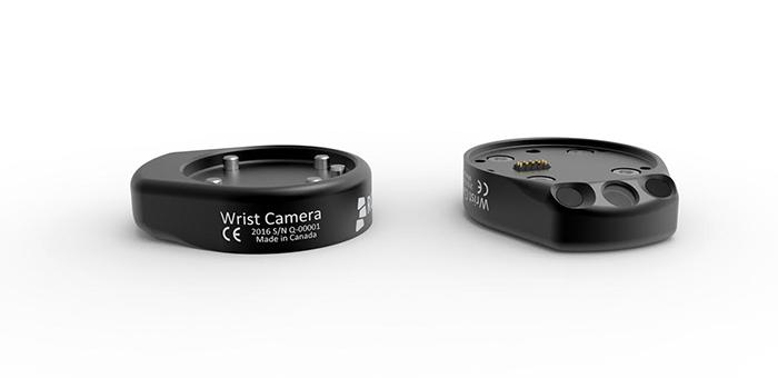 Wrist Camera Vision System
