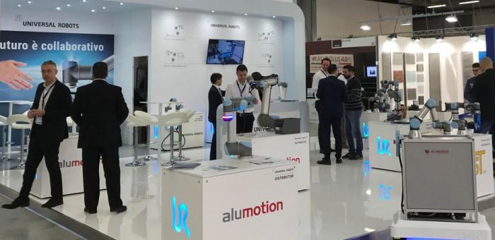 Alumotion a MECSPE 2017