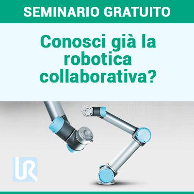 SEMINARIO GRATUITO - Conosci già la robotica collaborativa? @ ALUMOTION SHOW ROOM