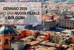 Nuova filiale alumotion a Bologna