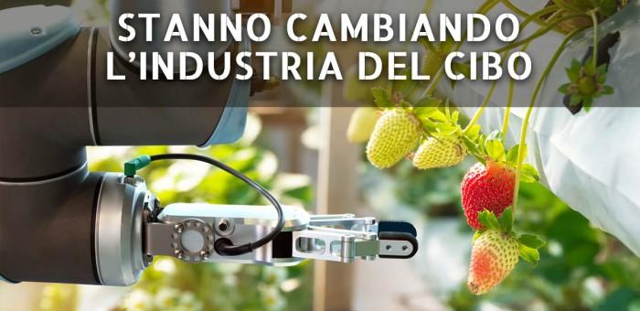 food e robotica