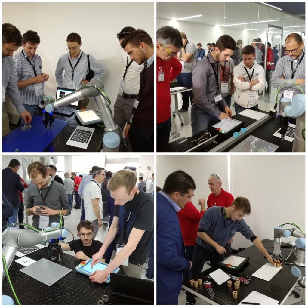evento robot collaborativi