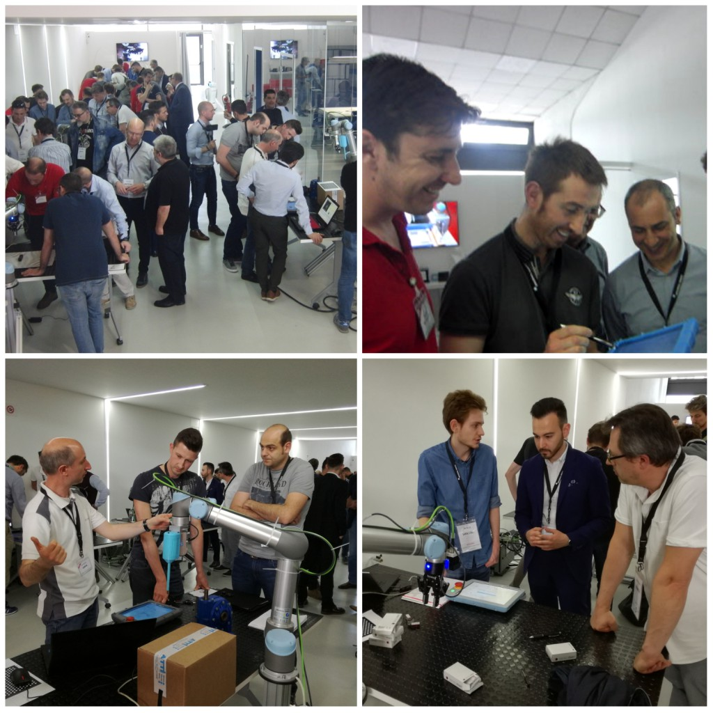 universal robots workshop
