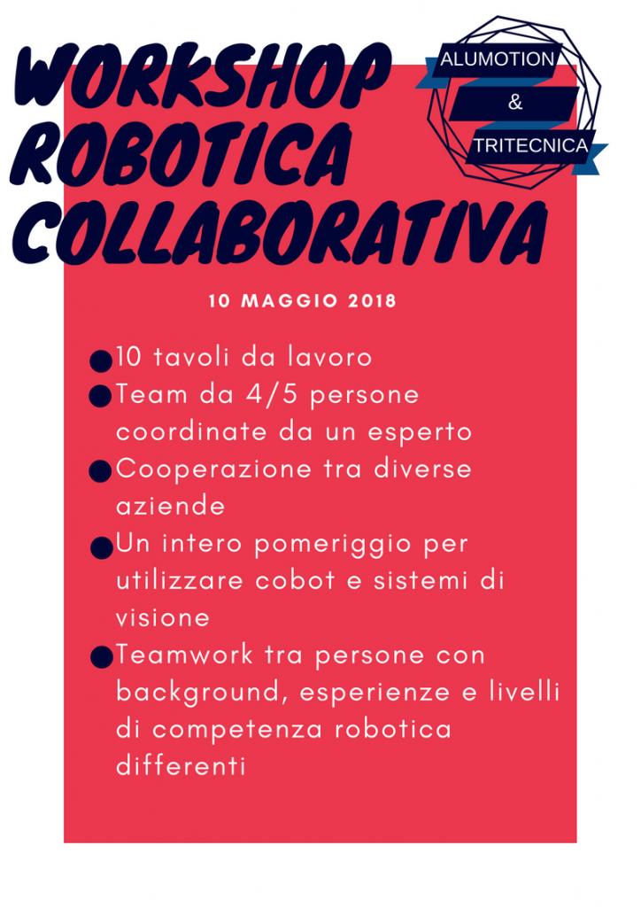 Universal Robots Tritecnica