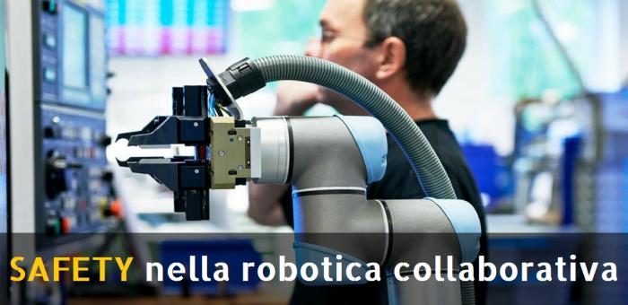 sicurezza robotica