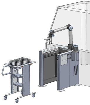 ProFeeder asservimento macchine