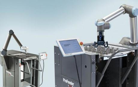 ProFeeder – Modular Robot Cell