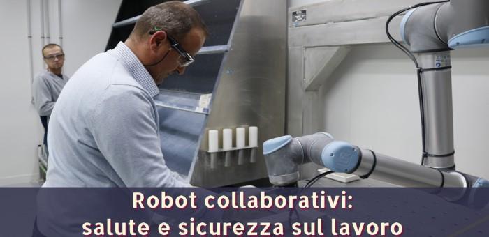 operatore robot collaborazione