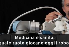 applicazione medica robot
