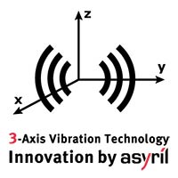 3 axis vibration technology