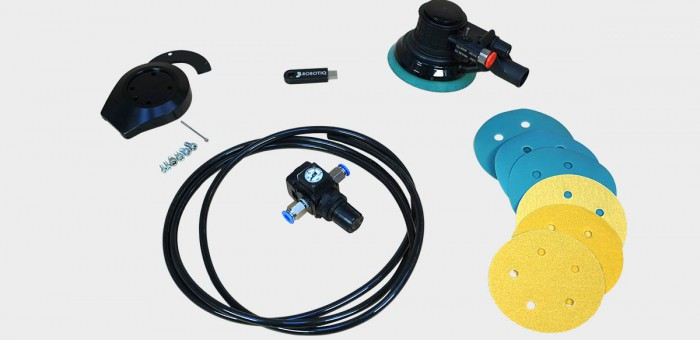 Robotiq Sanding-kit