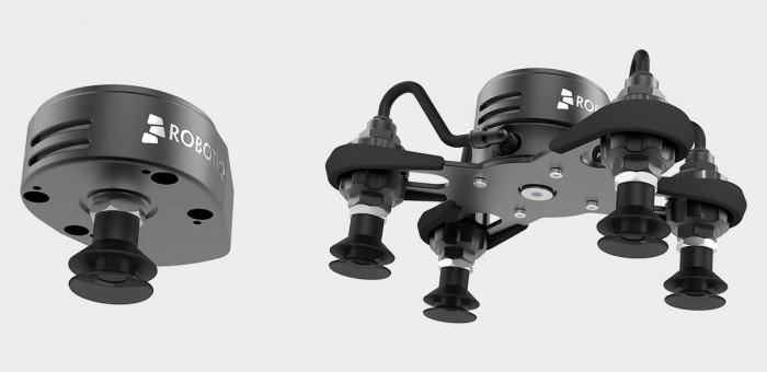 Robotiq vacuum grippers AirPick