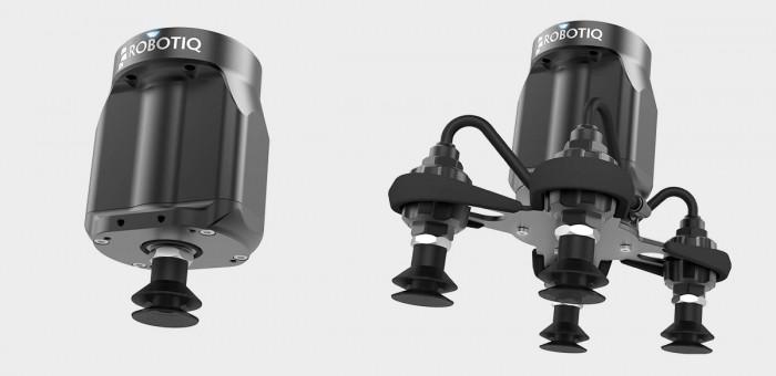 Robotiq vacuum grippers Epick