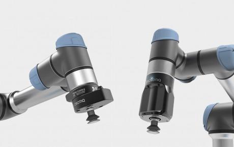 Robotiq vacuum grippers per Universal Robots