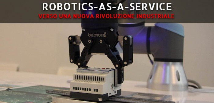 robotics as a service