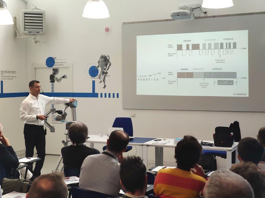 seminario robotica collaborativa alumotion competence center 27 settembre 2019