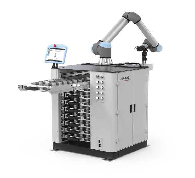 cella robotizzata