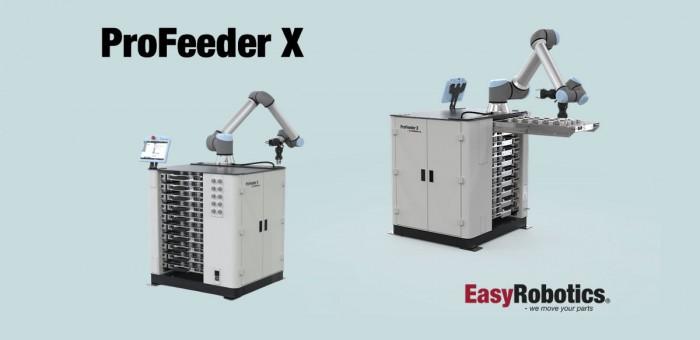 profeeder x easyrobotics