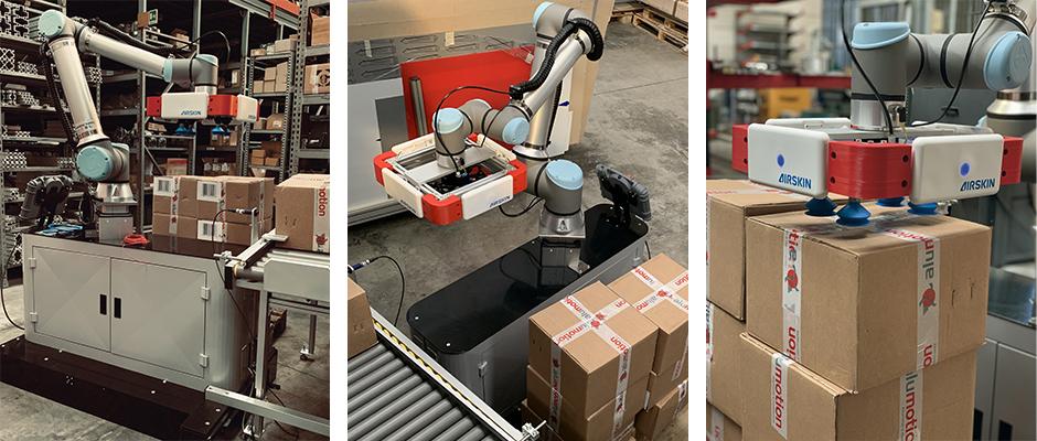 RPAC-A10 Pallettizzatore robotico