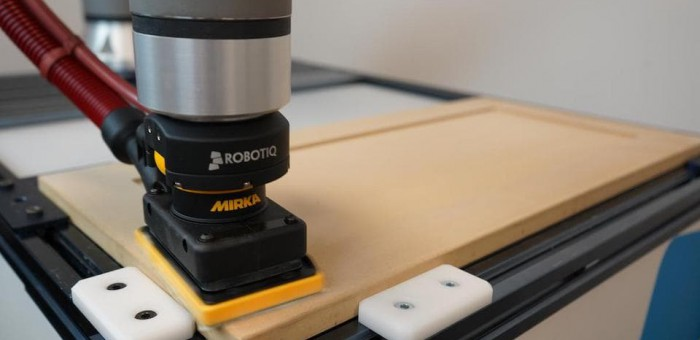 surface finishing kit robotiq