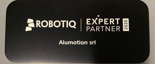 robotiq expert partner 2020 alumotion